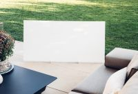 JOKERAREA Area Pro Warm Wetterfeste Infrarot-Heizpanel 120 x 60 cm outdoor