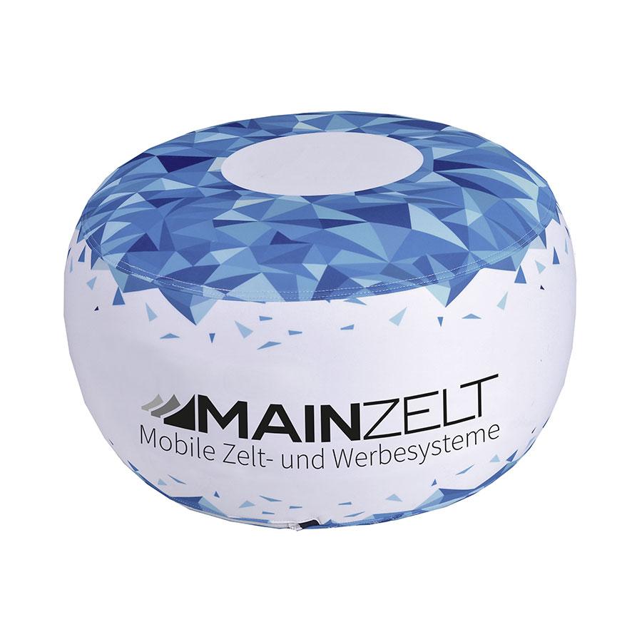 Aufblasbare Möbel | Inflatables | Main-Zelt