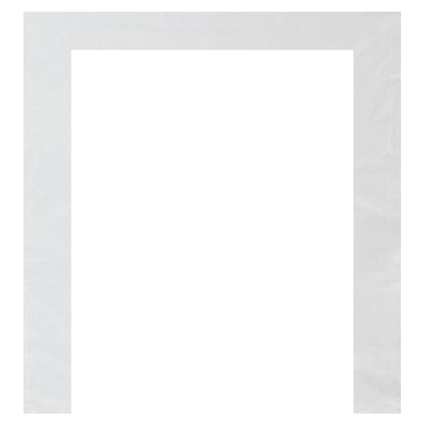 Faltzelt Seitenwand 2 m mit Tür