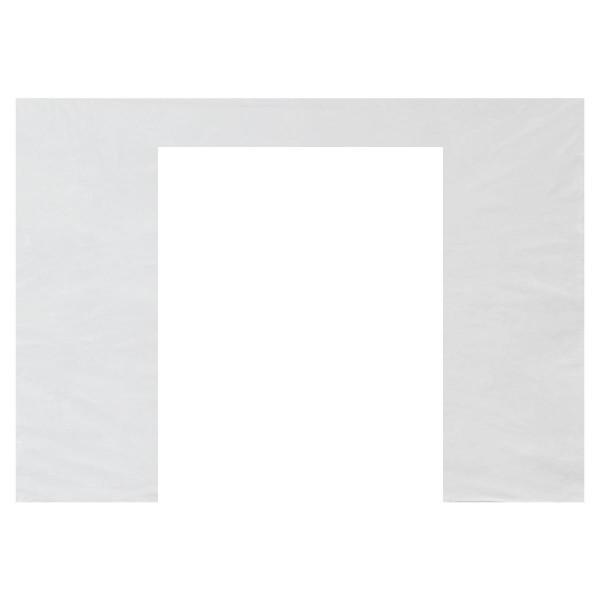 Faltzelt Seitenwand 3m Tür für 3x3m