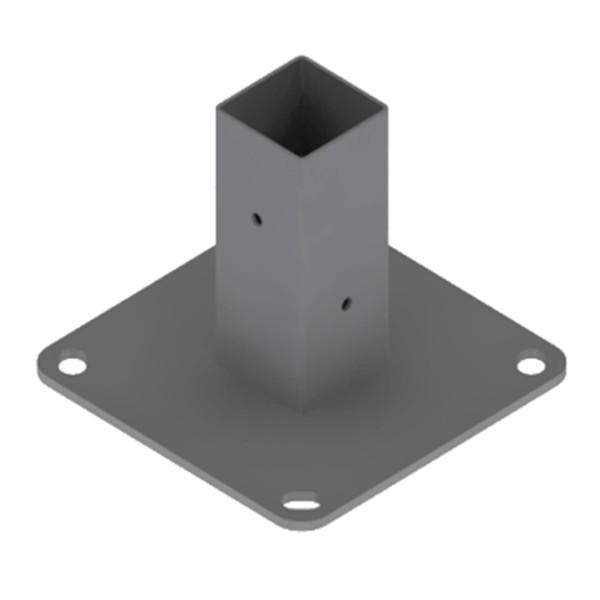 Ankerplatte Easy Flex und Ampelschirm