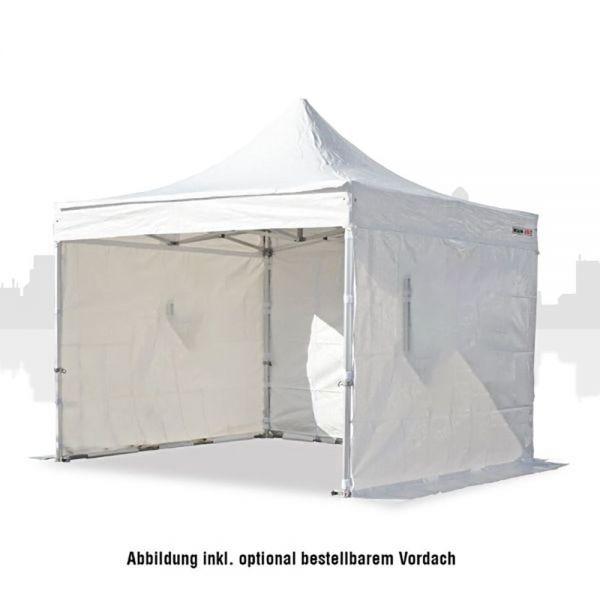 Marktzelt 3x3 (PVC) Business inkl 3 Seitenwände