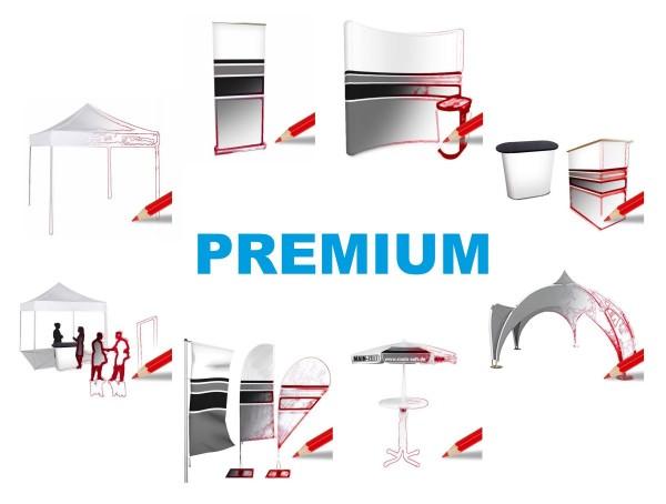 Gestaltungspaket Premium