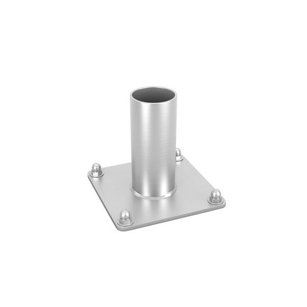Ankerplatte Gastroschirme bis Ø 100mm Mast