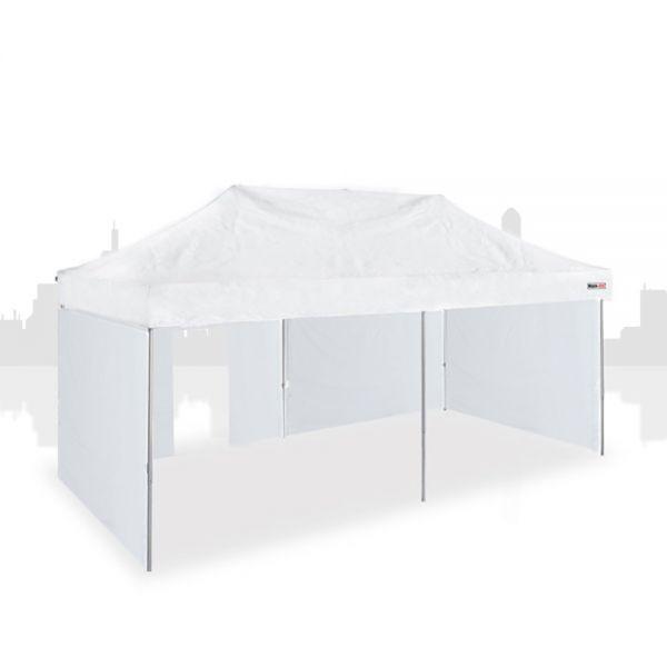 Marktzelt 3x6m (PVC) Business inkl 3 Seitenwände