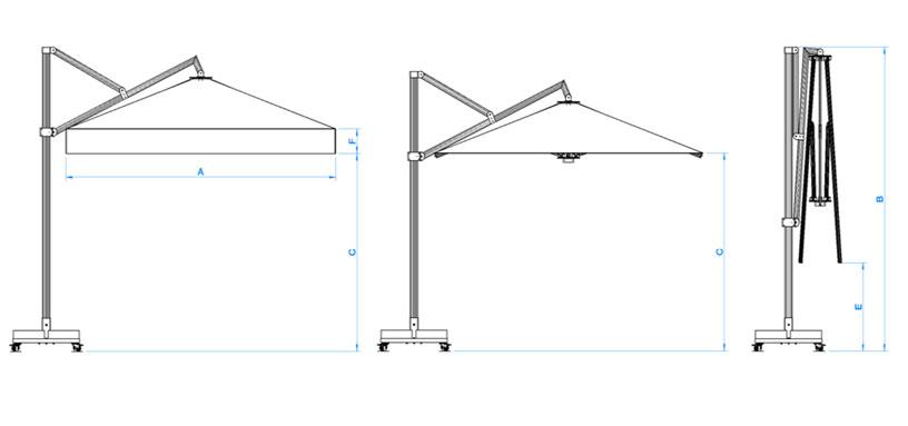 Technische-Zeichnung-Ampelschirm-LUXY